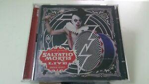 Saltatio Mortis Zirkus Zeitgeist Live Doppel-CD *814