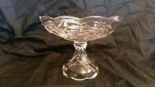 EAPG Antique Large Compote Dish or Fruit Bowl