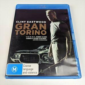 Gran Torino - Genuine Region B Blu-Ray Clint Eastwood