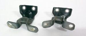 1995-2003 Mazda Protege hinge set left rear upper lower OEM BC1D-73-210D