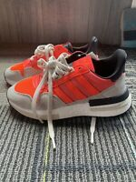 NWT Adidas Originals ZX 500 RM Boost Shoes Solar Sneakers DB2739 Mens Size 4
