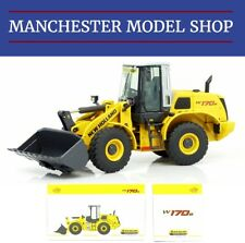 NZG 819 1:50 Scale New Holland W170B Wheel Loader NEW BOXED CLEARANCE