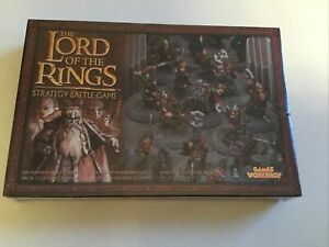 Balin and Khazad Guard Box Factory sealed metal Warhammer Lord of the Rings Oop