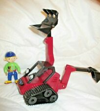 Bob the Builder Benny The Digger Vehicle and Wendy