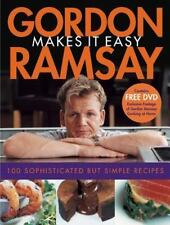 Gordon Ramsay Makes It Easy [With DVD] (Mixed Media Product)