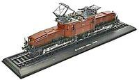 ATLAS EDITIONS 1:87 - REF.NO.LD01 CE 6/8 11  STATIC LOCO SWISS RAILWAYS 1919