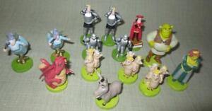 Shrek 2004 Replacement Chess Pieces 14 pieces