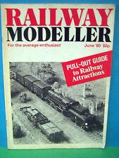 RAILWAY MODELLER JUNE 1980 # WESTFORD ~ OO GAUGE 1940's BRANCH LINE > SEE PICS