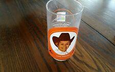 Women's Professional Rodeo Association Barrel Racer Carol Goostree drink glass