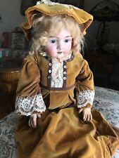 "29"" Max Handwerck German Antique Doll"