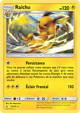 Pokemon - Raichu - Reverse - SL10 - 55/214  - VF Français