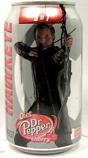 "MT UNOPEN Diet Dr. Pepper Cherry ""Avengers Age of Ultron"" Hawkeye Ltd Ed USA2015"