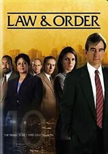 Law & Order Tenth Year 0025192074134 With Jerry Orbach DVD Region 1