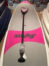 BIC SPORT PINK 100% Carbon Fiber Adj. STAND UP Paddle board Paddle ONLY