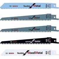 Bosch 5 KEO Florabest Garden Saw Spare Blades Set Wood Metal Plaster F016800307