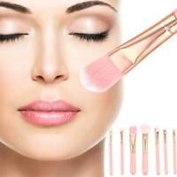 7x Pro Makeup Cosmetic Blush Brush For Foundation Eyebrow Powder Brushes Pen Set
