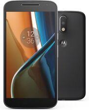 Motorola Moto G4 XT1622 Noir Double SIM 13MP 16GB Smartphone Débloqué