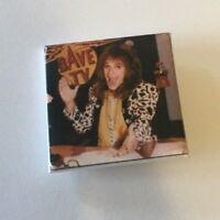 David Lee Roth Dave TV Vintage 80's Pinback Button Badge Pin Van Halen Retro 26