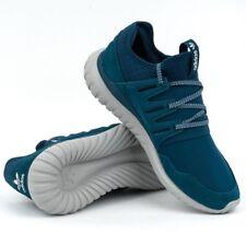 Adidas Tubular Radial [Talla 46 2/3 47 1/3 ] Zapatillas Azul S80113 Nuevo & Ovp