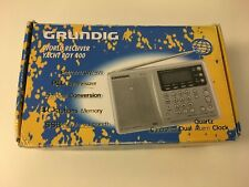 Grundig World Receiver Yacht Boy 400 Portable Radio