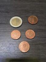 Münzen Niederlande Euro