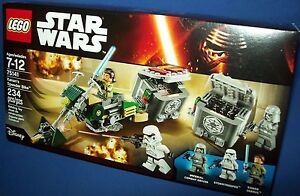 LEGO 75141 Kanan's Speeder Bike Star Wars Force Awakens NISB