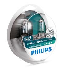 H7 12V 55W Original Philips X-Treme Vision 130% Plus de Lumière 2St - Neuf