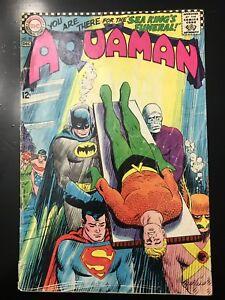 DC Comic Book Aquaman #30 1966