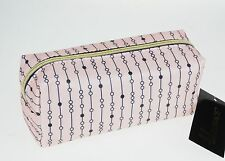 Lila Grace Pink Glitter Cosmetic Bag Travel Bag Weekend Bags Wash Bag Handbag sm