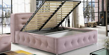Double Bed Incl.. Bed Box & Slatted Frame Bed Beds Modern Pads Double Bed