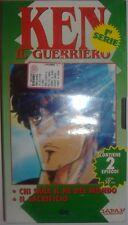 VHS - HOBBY & WORK/ KEN IL GUERRIERO - VOLUME 58 - EPISODI 2
