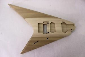 Replacement Guitar Body - Proline V- Fits RG Necks