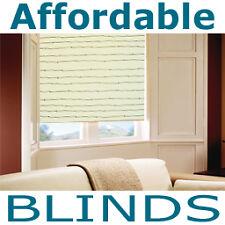Gold Cream Raindrop 60cm Roller Blind Blinds 2ft