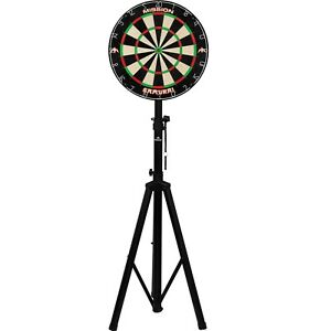 Mission Rotapro Travel Dartboard Stand - **Dartboard not Included**