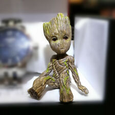Hot Guardians of the Galaxy Baby Groot Vinyl Qute Figurine Doll Fashion Toy Gift
