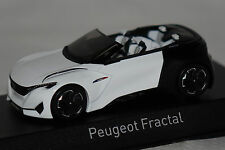Peugeot Concept Car Fractal Cabrio Frankfurt 2015 1:43 Norev neu & OVP 479989
