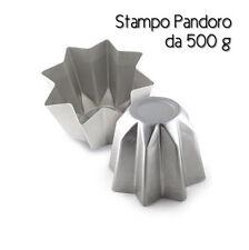 Decora Stampo Pandoro alluminio anodizzato 500 Gr.