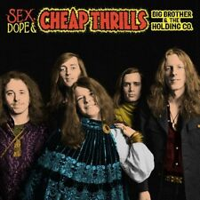 BIG BROTHER & THE HOLDING COMPANY - SEX, DOPE & CHEAP THRILLS (2CD)