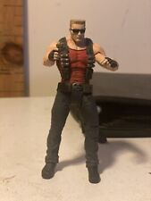NECA Duke Nukem Forever Action Figure Very Rare HTF