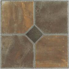 Vinyl Floor Tiles 45 Self Adhesive Peel And Stick Stone Kitchen Flooring 12x12