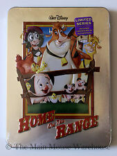 Disney Farm Cows Home On The Range on DVD in Real 3D Collectible Tin Packaging
