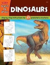 W Foster Learn To Draw: Dinosaurs by