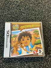 Go Diego Go Safari Rescue Nintendo Ds, Dsi, 3ds