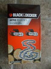 """CHAINSAW CHAIN  BLACK & DECKER  A6156 16"""" Brand New"""