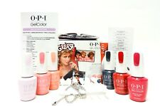 OPI Nail GelColor Soak off Polish Gel Color G47-G52 GREASE COLLECTION Kit #2