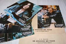j trintignant UN ASSASSIN QUI PASSE ! rare jeu 16 photos lobby card