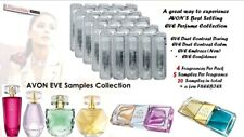 20x Avon EVE Collection Perfume SAMPLES~CALM/DARING/Embrace/Confidence~5 Of EACH