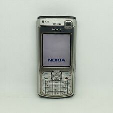 NOKIA N70 SILVER MOBILE PHONE UNLOCKED | GOOD CONDITION | FULLY WORKING | 9282