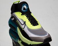 Nike Air Max 2090 Men's White Black Volt Blue Athletic Lifestyle Sneakers Shoes