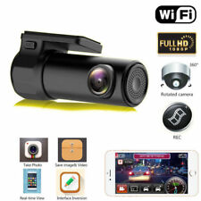HD Mini 1080P Wifi Car DVR Camera Video Recorder Dash Cam Night Vision G-sensor